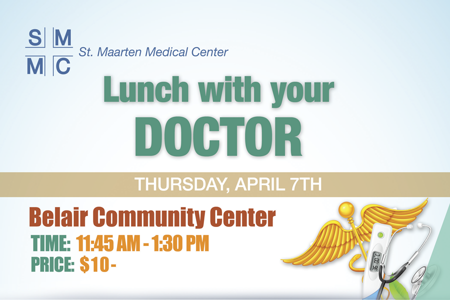 SMMC Invites you to Lunch with Your Doctor