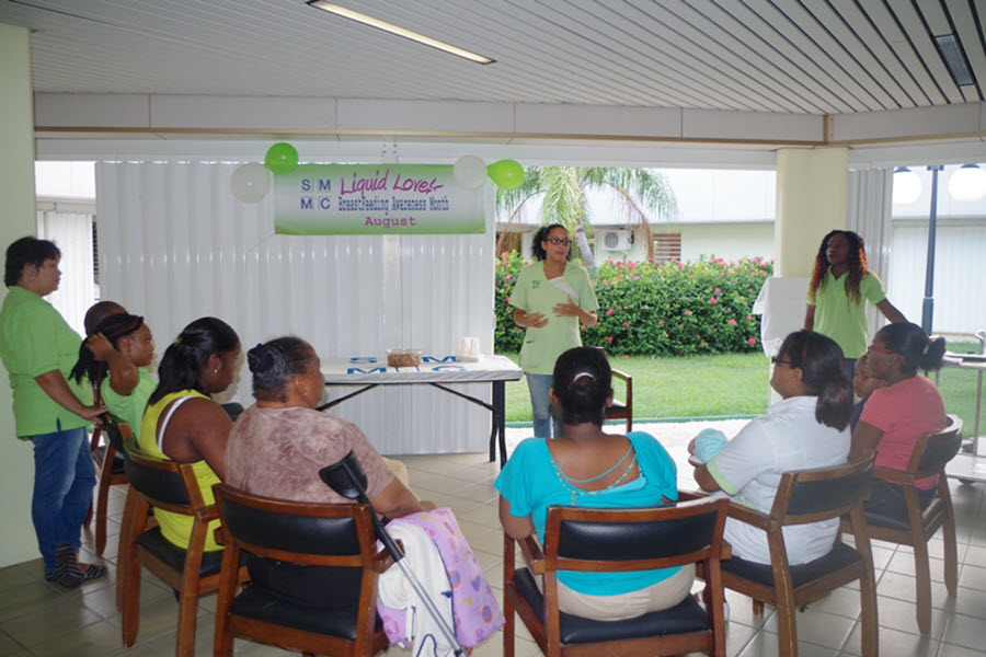 SMMC Launch Breastfeeding Support Group