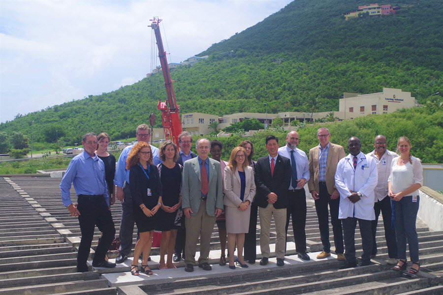 SMMC hosts World Bank Project Launch