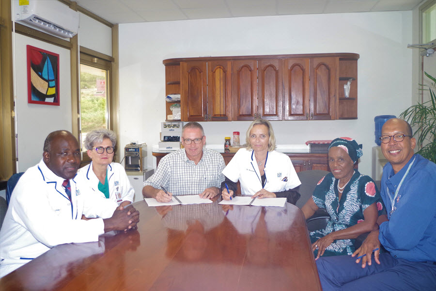 SMMC signs remuneration regulation with its medical staff