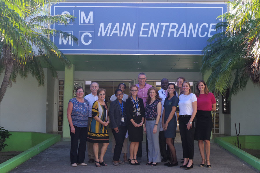 SMMC provides World Bank with grant project update