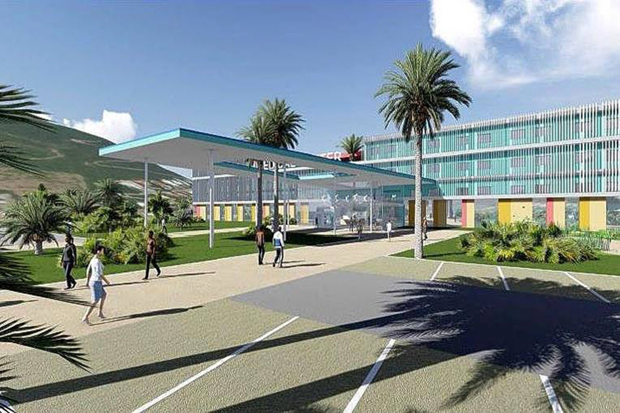 Tender Evaluation For New General Hospital of Sint Maarten Finalized
