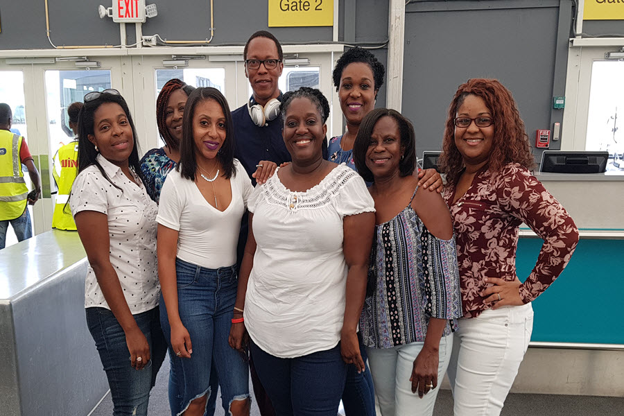 Nurses attend International Caribbean Nursing Conference