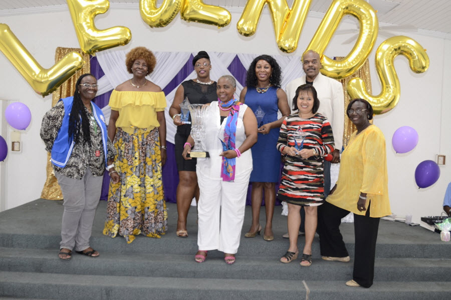 St. Maarten Medical Center celebrates Day of the Legends and Orris Jack Bell Award