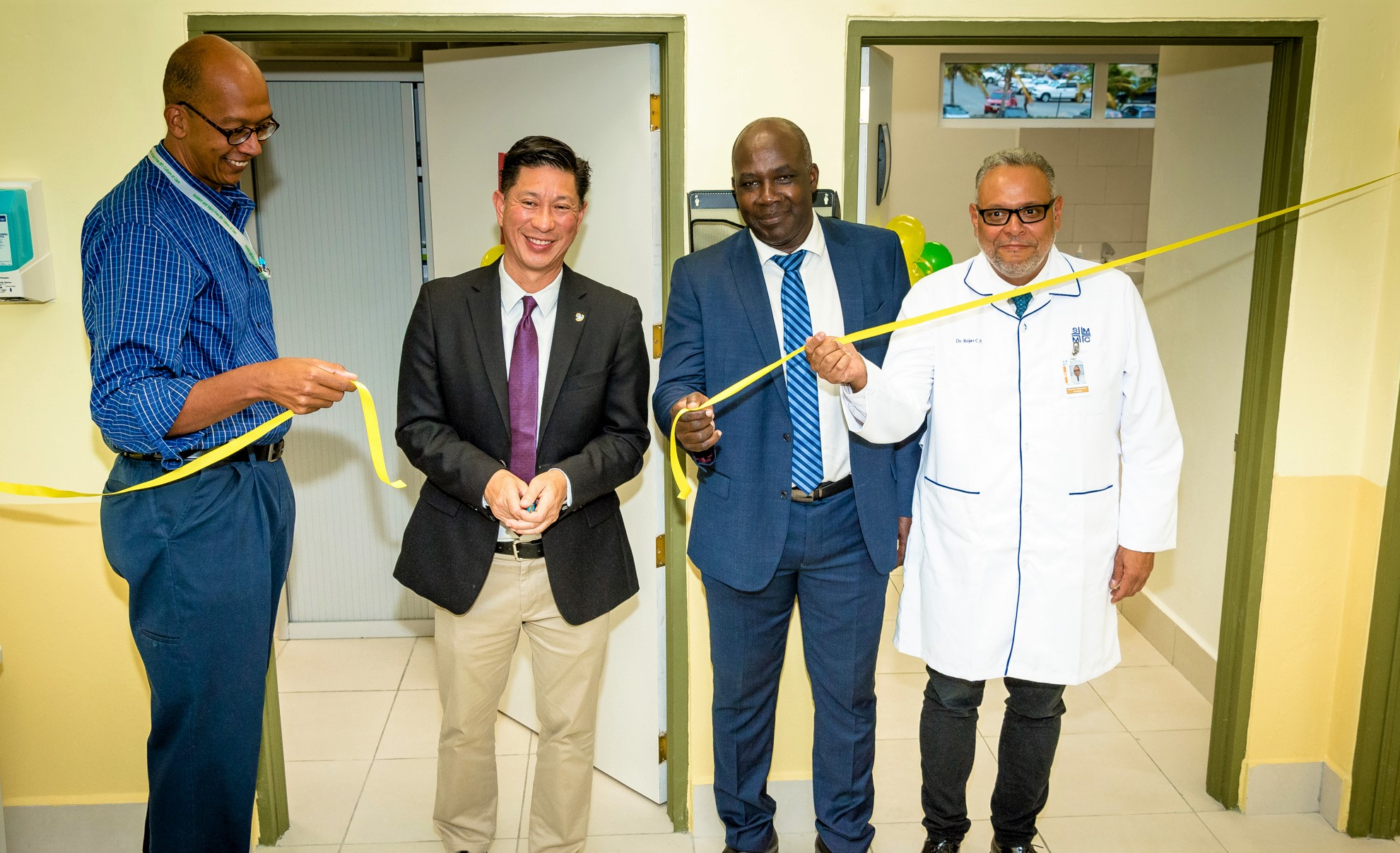 SMMC officially opens new Urology Clinic