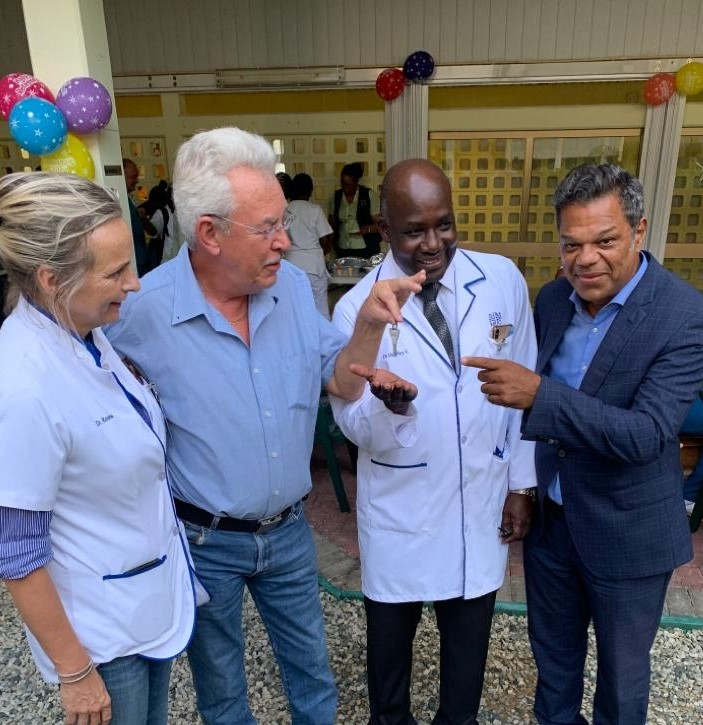SMMC bids farewell to Dr. Offringa after 26 years of service