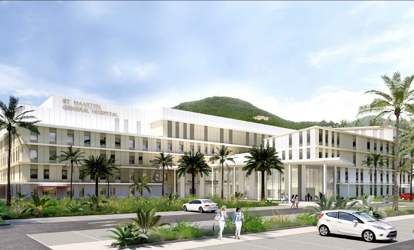 SMMC seeking brand identity developers for St. Maarten General Hospital