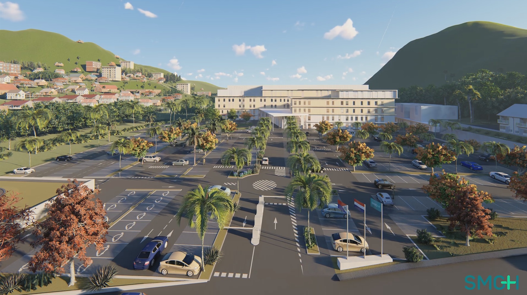 Virtual tour of St. Maarten General Hospital launched