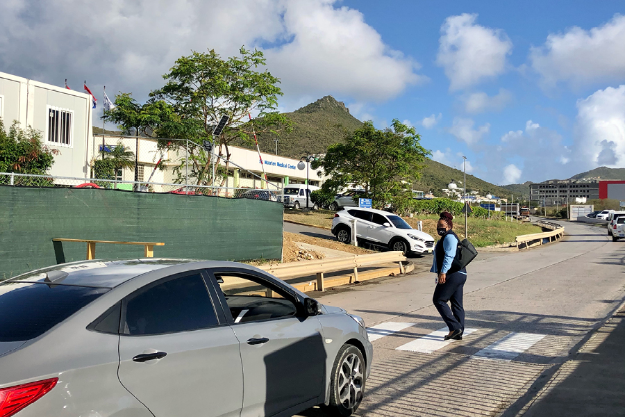SMMC facilitates the installation of pedestrian crossing on Welgelegen Road